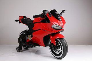 moto eléctrica para niños Ducati.