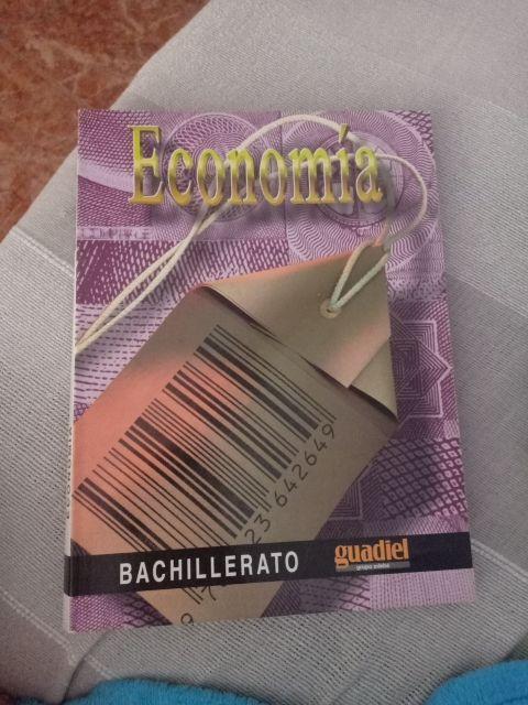 Economía bachillerato