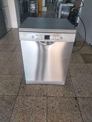 lavavajillas acero Bosch