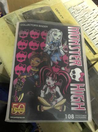 Album Photocards Monster High