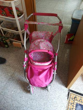 carrito para niñas