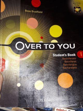 Libro Inglés Student's Book primero de bachillerat