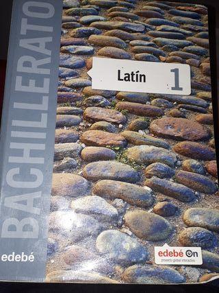 Libro latin primero de bachillerato