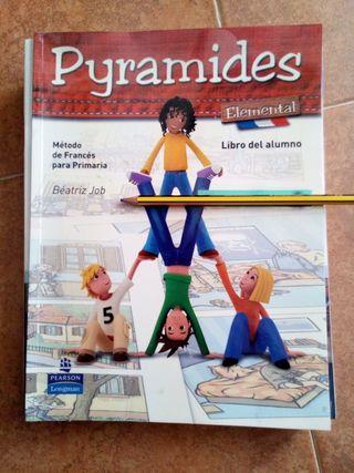 Libro francés primaria