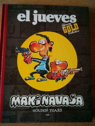 edición especial de maki navaja