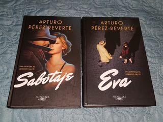 Serie Falcó (Eva y Sabotaje)