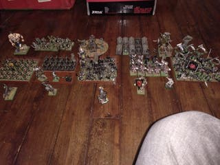 warhammer ejercito orcos