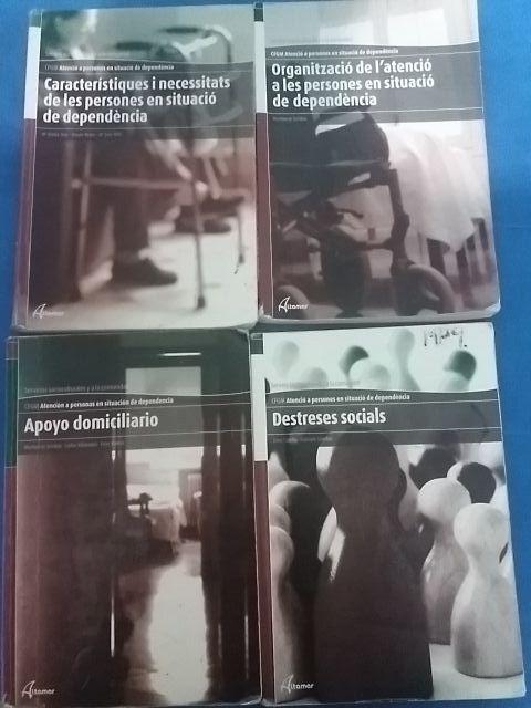 Libros De Ciclo Medio Ed. Altamar