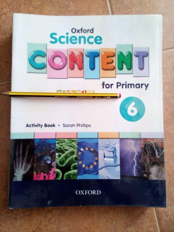 Libro Science