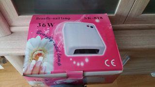 Lámpara UV secador de uñas 36W