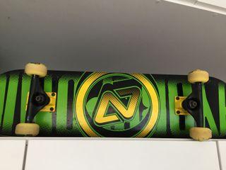 Hydroponic skateboard - ruedas 53mm
