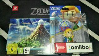 Zelda Link's awakening + amiibo