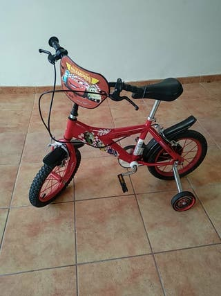 bicicleta de cars