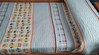 Colcha Infantil Cama 90 cm