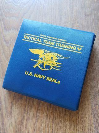 Press Kit(Kit de prensa)de Socom Navy Seals de Psp