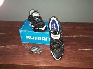 zapatillas de ciclismo Shimano-M086L