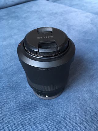 Objetivo Sony FE 3.5-5.6/28-70 OSS