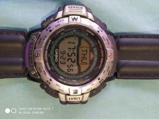 reloj casio protrek prt-35 vintage