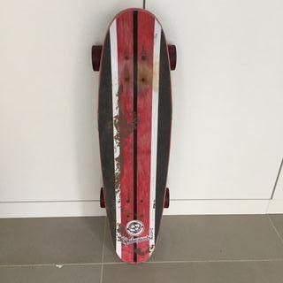 Hydroponic skate board - ruedas 65mm