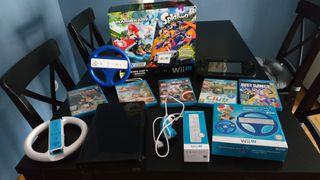 Wii U Premium Pack ,+ 7 juegos y accesorios