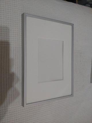 cuadro marco de Ikea stromby 21 x 30