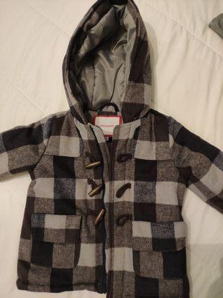 abrigo niño neck&neck