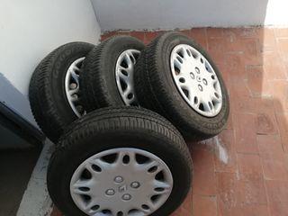 ruedas de Renault clio