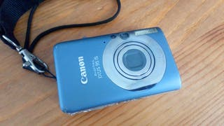 Cámara de fotos CANON Digital IXUS 95IS