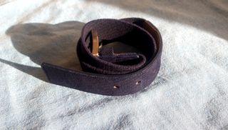 Cinturón anteazul para niño