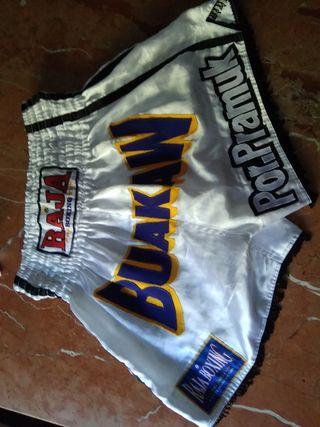 Pantalón Boxeo, Muay Thai