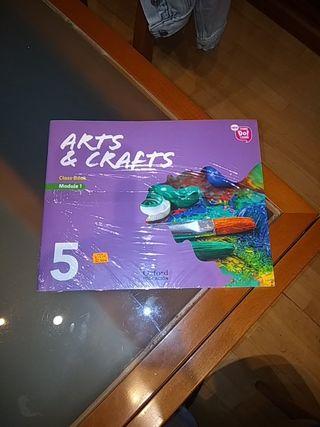 Libro Arts and Craft los dos libros