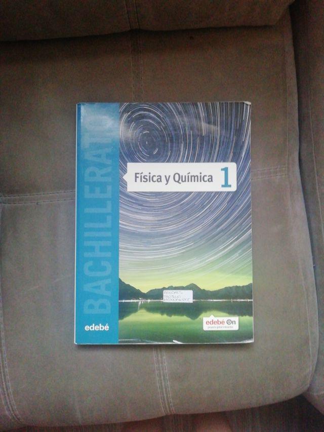 libro de fisica y quimica editorial edebé