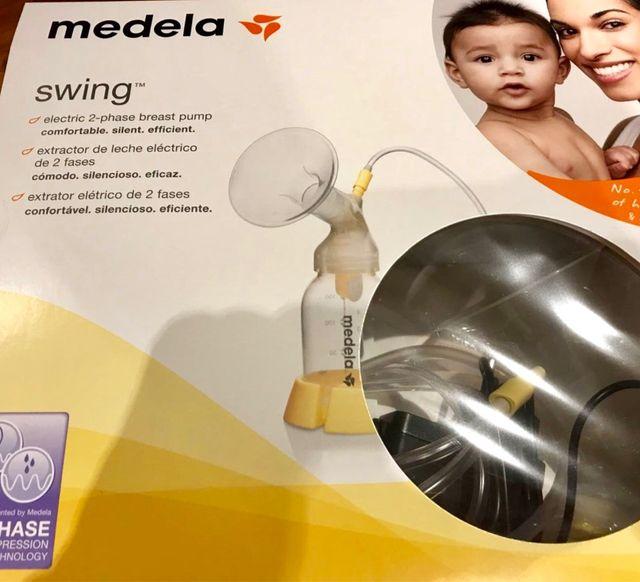 Sacaleches Medela Swing Poco Uso
