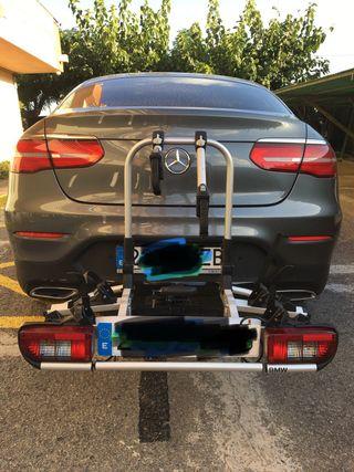 Portabicicletas BMW como nuevo