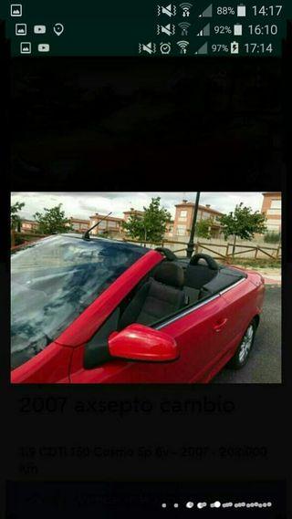Opel Astra 2008 descapotable