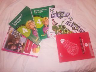 libros cuarto primaria