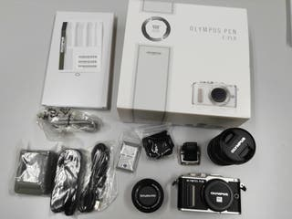 Cámara de fotos Olympus Pen E-PL8