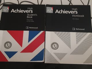 Libros de ingles HIGH ACHIEVERS