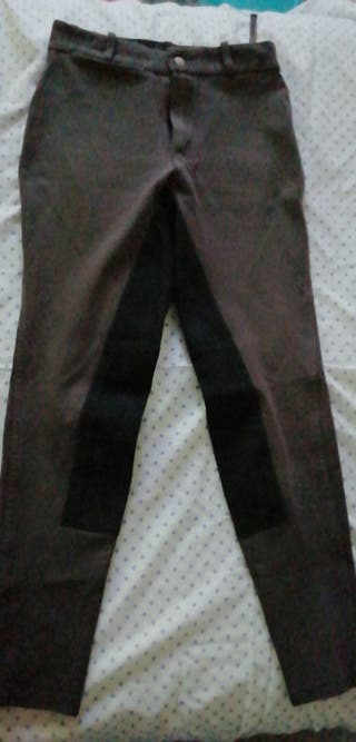 pantalón para hipica