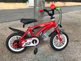 Bicicleta niño oportunidad