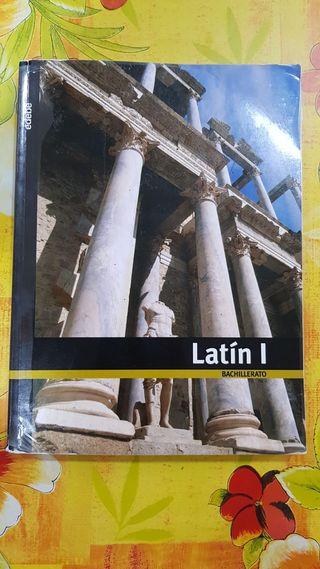 Libro latín primero bachillerato Edebe