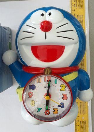 Reloj Despertador Doraemon grande