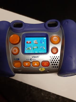 cámara ideal para niños