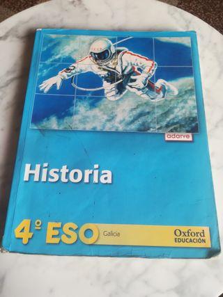 Historia (oxford education)