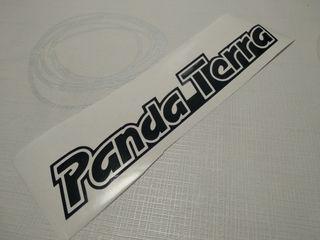 adhesivos Seat panda Terra