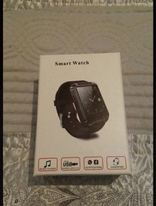 Reloj smartwatch.