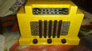 radio de colección del año 1940