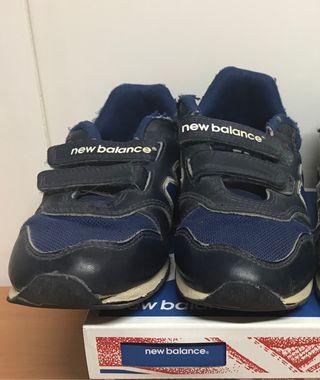 Zapatillas para niño de segunda mano en Reus en WALLAPOP