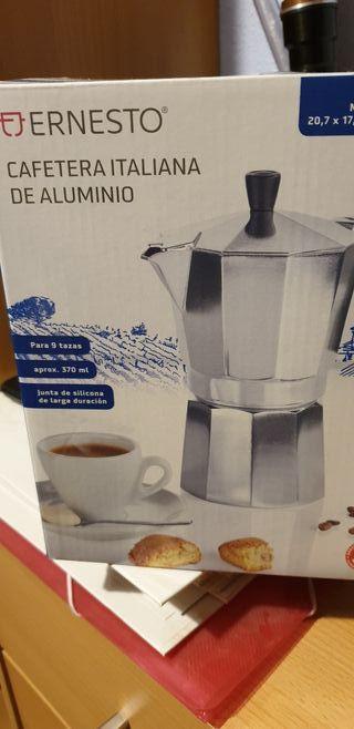 Cafetera 9 tazas sin estrenar