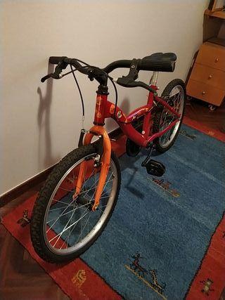 bicicleta para niño nueva